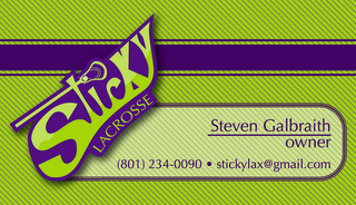 Bcard_Sticky_Lacrosse_Business_Card_Front_By_The_Image_Foundry