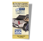 Downey Products Quick Flip Tonneau Brochure
