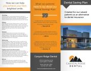 Canyon-Ridge-Dental-Brochure-p1