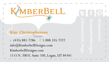 Kimberbell_Business_Cards_Front_By_The_Image_Foundry