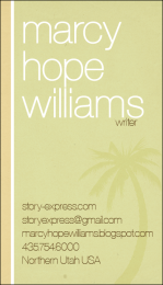 Marcy_Hope_Williams_Business_Card_Front_By_The_Image_Foundry