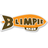 Sticker Image Blimpie Original Blimp Design By The Image Foundry