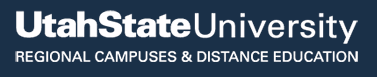 Case Study: USU's Regional Campuses & Distance Education