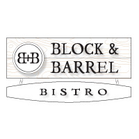 Block and Barrell Bistro Logo The Image Foundry