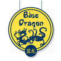 Blue Dragon Logo The Image Foundry