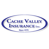 Cache Valley Insurance Logo The Image Foundry