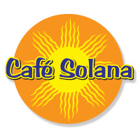 Cafe Solana Logo The Image Foundry