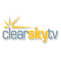 Clear Sky TV Logo The Image Foundry
