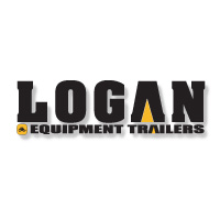 Logan Equipment Trailers Logo The Image Foundry