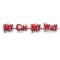 My Car My Way Logo The Image Foundry