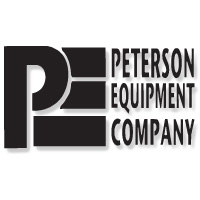 Peterson Equipment Logo The Image Foundry