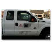 Petersons Equipment Company Vehicle Graphics The Image Foundry