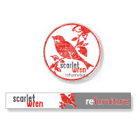 Scarlet Wren Logo The Image Foundry