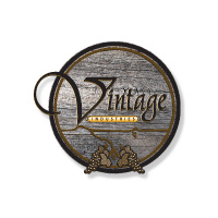 Vintage Industries Logo The Image Foundry