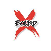 X Bound Logo The Image Foundry