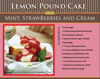 Lemon-Pound-Cake-W-Fresh-La-Nay-Ferme-Strawberries