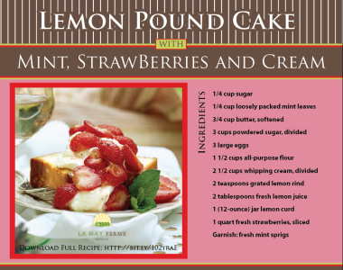 Lemon-Pound-Cake-W-Fresh-La-Nay-Ferme-Strawberries