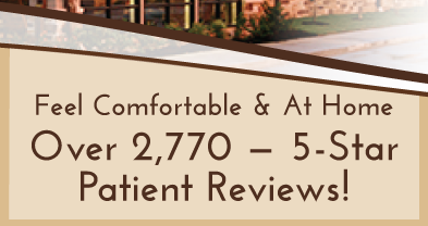Number of patient reviews received