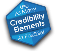 credibility elements callout