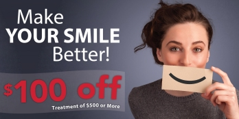 make your smile better coupon ad