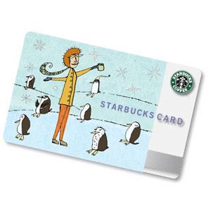 StarbucksWinterCard