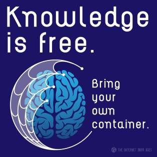 Knowledge-Is-Free-Meme-The-Internet-Dark-Ages