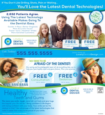 Postcard-Lonely-Dental-Template