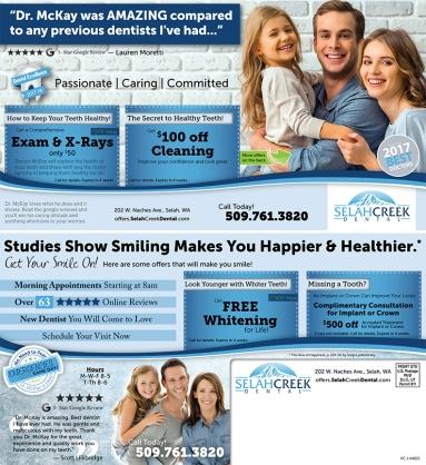 Postcard-Selah-Creek-Dental