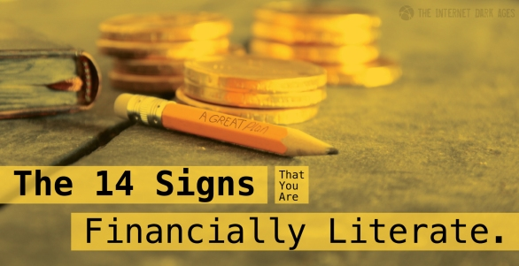 14-Signs-Your-Are-Financially-Literate